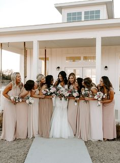 Blush and Green Texas Wedding at The Grand Ivory - Inspired By This