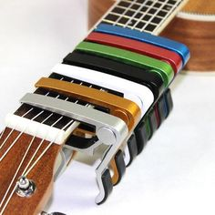 Metal Trigger Style Guitar Capo