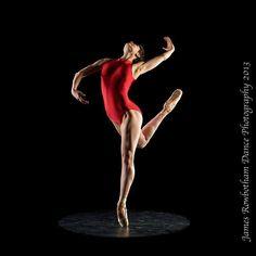 Rachel Louisa Maybank. Photo by James Rowbotham Dance Photography