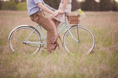 Bicycle Engagement Inspiriation