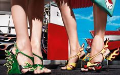 #Prada Spring/Summer 2012