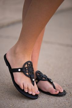 These black beauties are fabulous! They will go with any outfit and the design is so chic!