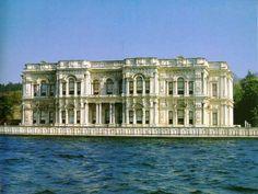 BEYLERBEYİ PALACE in İSTANBUL