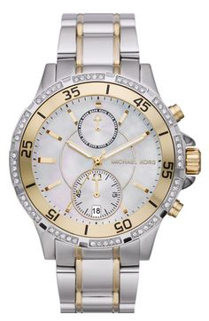 Michael Kors has great watches. I love them all.