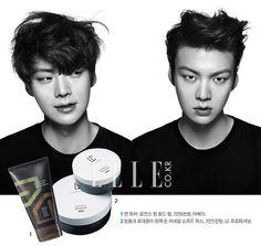 Ahn Jae Hyun by Ahn Jooyoung for ELLE Korea