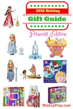 2016 holiday gift guide princess edition