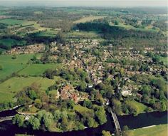 Whitchurch on Thames. Where I grew up.