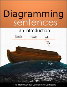 Diagramming step by step by eugene r moutoux recommended on diagramming step by step by eugene r moutoux recommended on several homeschool groups education pinterest homeschool sentences and language arts ccuart Gallery