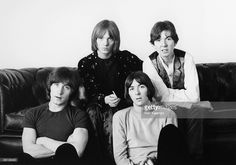 The Small Faces posing for a few publicity shots for their upcoming releases, c. Muse Music, Music Is Life, Kenney Jones, Ronnie Lane, Steve Marriott, Folk Bands, Ronnie Wood, Happy Boy, Small Faces