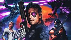 Art of Gaming #Blood Dragon, the Stanley Parable and the risk of humour in games #VideoGames #blood #dragon #games #gaming