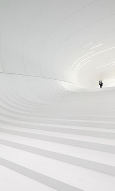 Nomination - Architecture: Heydar Aliyev Centre, Zaha Hadid Architects Ltd., © Hufton + Crow