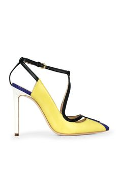 by burak uyan Black And White Shoes, Yellow Shoes, Yellow Black, I Love My Shoes, Me Too Shoes, Heeled Boots, Shoe Boots, Rossi Shoes, Giuseppe Zanotti Shoes