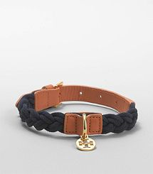 Visit Tory Burch to shop for Braided Dog Collar . Find designer shoes, handbags, clothing & more of this season's latest styles from designer Tory Burch.