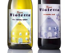 """Check out new work on my @Behance portfolio: """"Casa Violetta Winery"""" http://be.net/gallery/58834271/Casa-Violetta-Winery"""