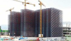 Clad-rack construction - http://www.interlakemecalux.com