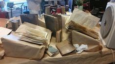 Madrid: Los hongos dañan 1.000 libros de la Biblioteca Histórica Municipal   Madrid   EL PAÍS