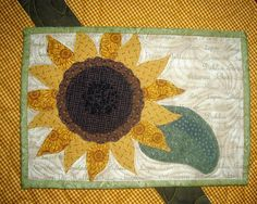 a sunny mugrug