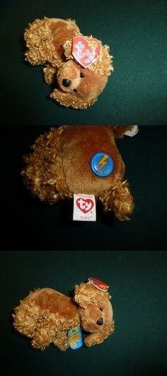 f71c0383cda Ty Beanie Babies - Mint Condition - 2007 Frolics the Dog - unused codes