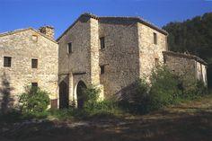 Abbey SS. Vincenzo e Anastasio - sec VI c.a. - Amandola, Marche - Italy #amandola #discoveramandola #ebanarte
