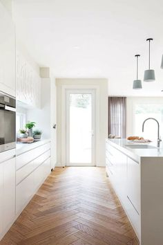 The Home Beautiful team scours Australia each year for the most beautiful rooms we can find in our readers' homes for our annual Beautiful Rooms competition. Arch Interior, Interior Styling, Beautiful Space, Most Beautiful, Ceiling Height, Kitchen Interior, Australia, Modern, House