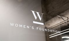 Women's Foundation Brand Identity on Behance