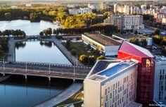 Photograph Комсомольское озеро, Минск by Kirill Demidov on 500px