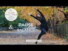 """Health and Mindset Coach and author of Eat Clean, Live Free: A Woman's Guide to Health, Beauty, And Youthful Energy, Gina Santangelo talks about the value of """"Pause and Balance.""""  We can't always control events in our lives (though many try!); we can't always convince loved ones to make better decisions (though many try!); we can't pilot the weather or clear traffic or even prepare for that which launches from left field (though many try!)."""
