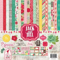 Product image for Jack & Jill Girl  Collection Kit