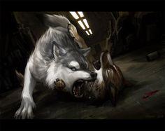 In the Dark by Kipine.deviantart.com on @DeviantArt