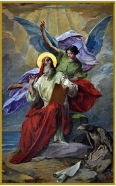 Saint Jean Apôtre et Evangeliste - Patmos