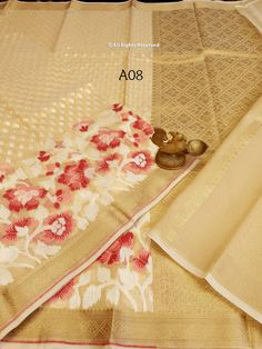 Organza Saree, Tableware, Dinnerware, Dishes