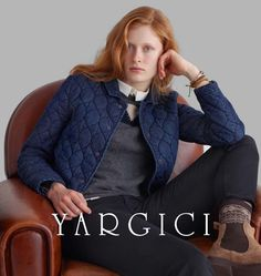 YARGICI: Autumn-Winter 2013
