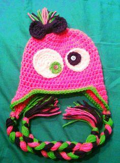 Monster Girl Hat
