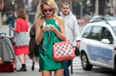 Natalie Joos #streetstyle photo by #stefanocoletti