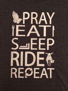 Christian Biker t-shirt on Etsy, $12.00