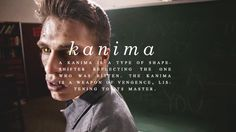 Kanima | Jackson Whittemore | Trust the Instinct