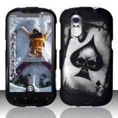 HTC Amaze 4g T-Mobile Accessory - Ace of Spade Skull Design Case Protective Cover (Wireless Phone Accessory)  http://www.amazon.com/dp/B007528JXQ/?tag=heatipandoth-20  B007528JXQ