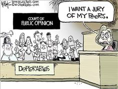 Political Cartoons - Political Humor, Jokes and Pictures ~ November 26, 2016 - 146724