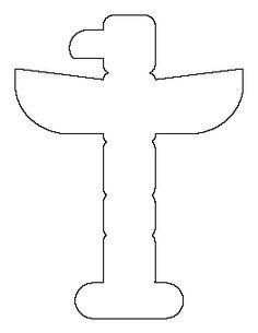 Totem Pole Pattern