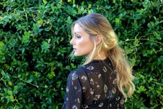 Hair How-To: The Romantic Up-Do   Olivia Palermo - October 2016