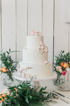 Delicately detailed: http://www.stylemepretty.com/canada-weddings/ontario/toronto/2015/07/06/whimsical-spring-wedding-at-berkeley-field-house/ | Photography: Rhythm Photography - http://www.rhythm-photography.com/