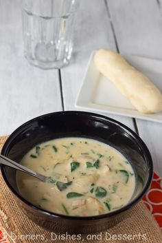 Olive Garden's Chicken Gnocchi Soup- I've been looking for a recipe for this soup, yay! Def double the chicken and gnocchi if you're using it as a meal ~ I'll be making this again really soon! Crockpot Recipes, Soup Recipes, Cooking Recipes, Healthy Recipes, Copycat Recipes, Outback Recipes, Chili Recipes, Delicious Recipes, Gazpacho