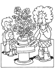 Sister Quotes Funny Sayings Images moreover Wedding Marriage Quotes furthermore Mothers Day Coloring Pages additionally  likewise St Therese Crafts Printables And Fun. on sweetest day coloring pages
