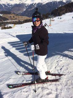 Snowy Ski-taart – Mom's Bakery Blog