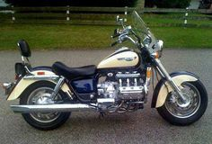 Honda  Valkyrie- one of the bikes I would ride today.