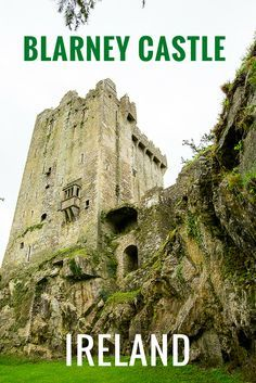 I may not have received the gift of eloquence by kissing the Blarney Stone but, if you wander about, you'll find there's a lot more to see at Blarney Castle. Click to find out more.