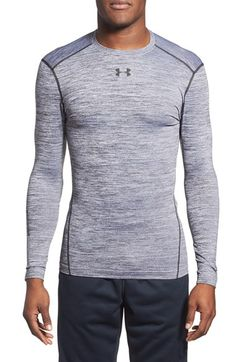 ca0cb7df Under Armour ColdGear® Compression Fit Long Sleeve Training T-Shirt  Athletic Gear, Style