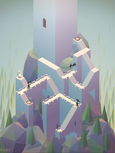Monument Valley Game                                                                                                                                                                                 More