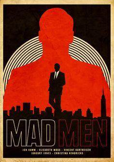 Mad Men  Cette période me fascine.