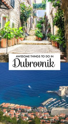 Excited about your trip to Dubrovnik, the Pearl of the Adriatic? Dubrovnik is home to the ancient city walls, a charming old town and several Game of Thrones film locations. Here's what to see and to in Dubrovnik, Croatia. Croatia Travel Guide, Europe Travel Guide, Travel Tips, Travel Guides, Best Places To Travel, Cool Places To Visit, Places To Go, Travel Around The World, Around The Worlds
